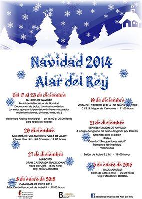 actividades navidad 2014