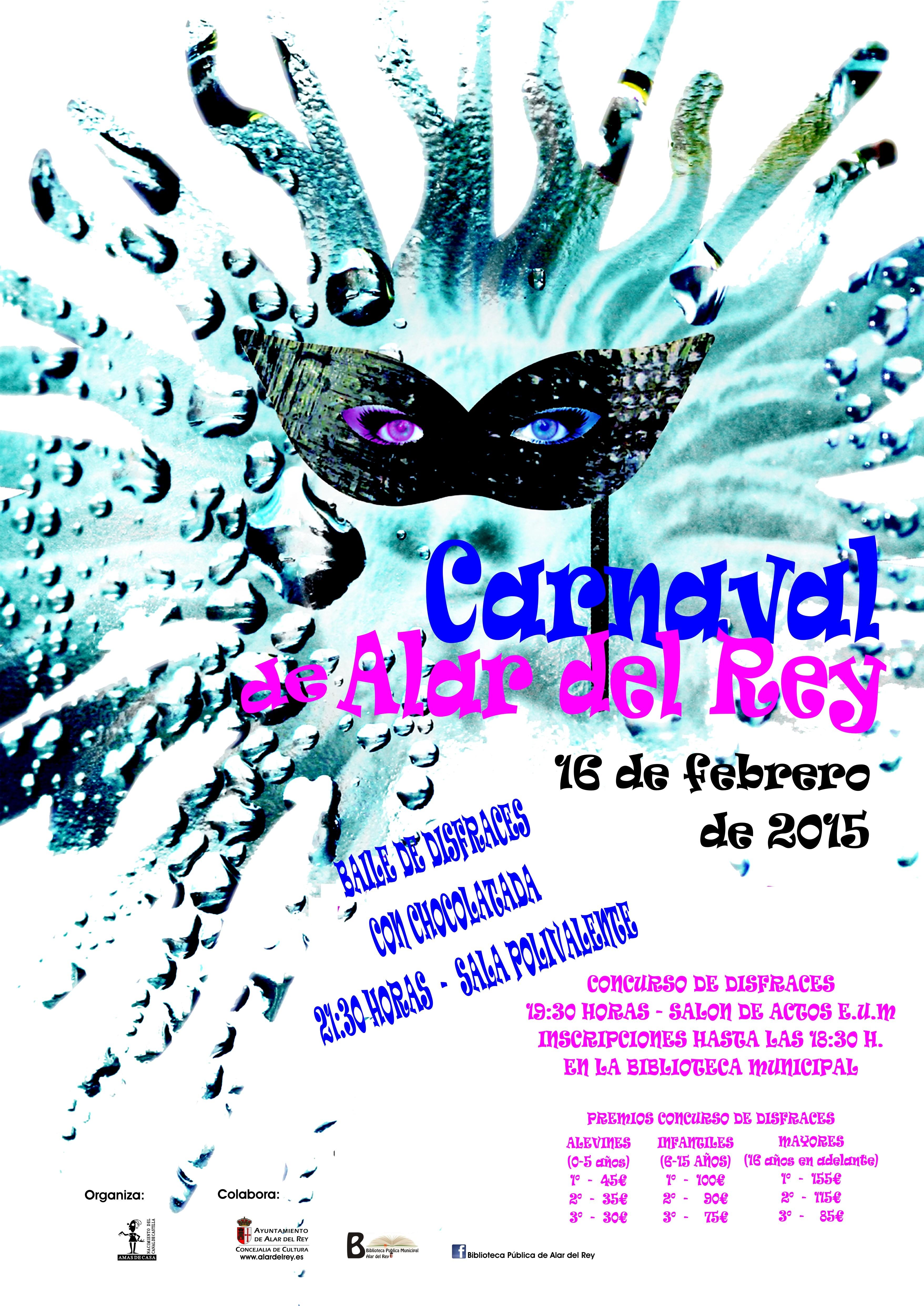 Carnavales en Alar