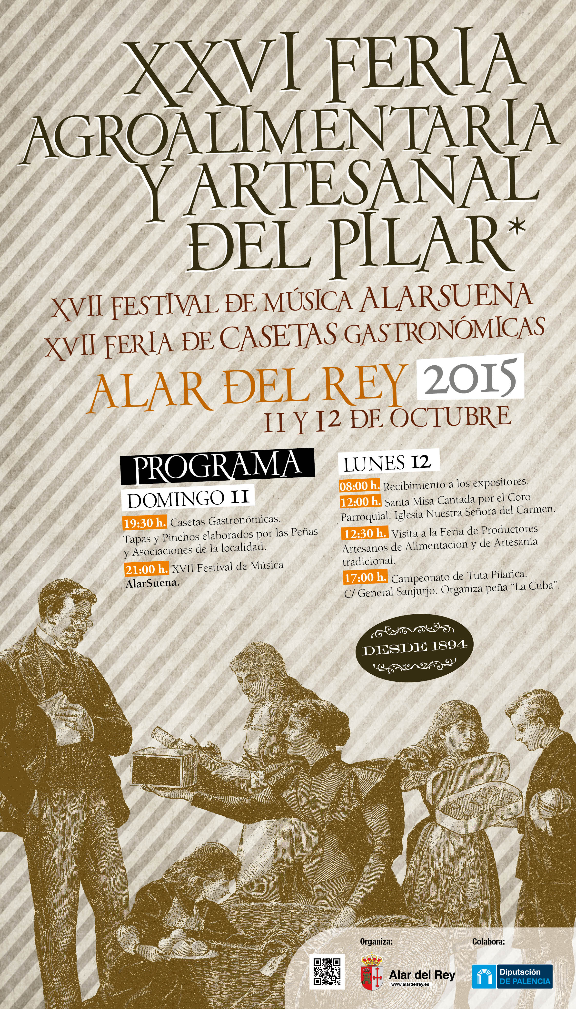 FERIA AGROALIMENTARIA Y ARTESANAL DEL PILAR 2015