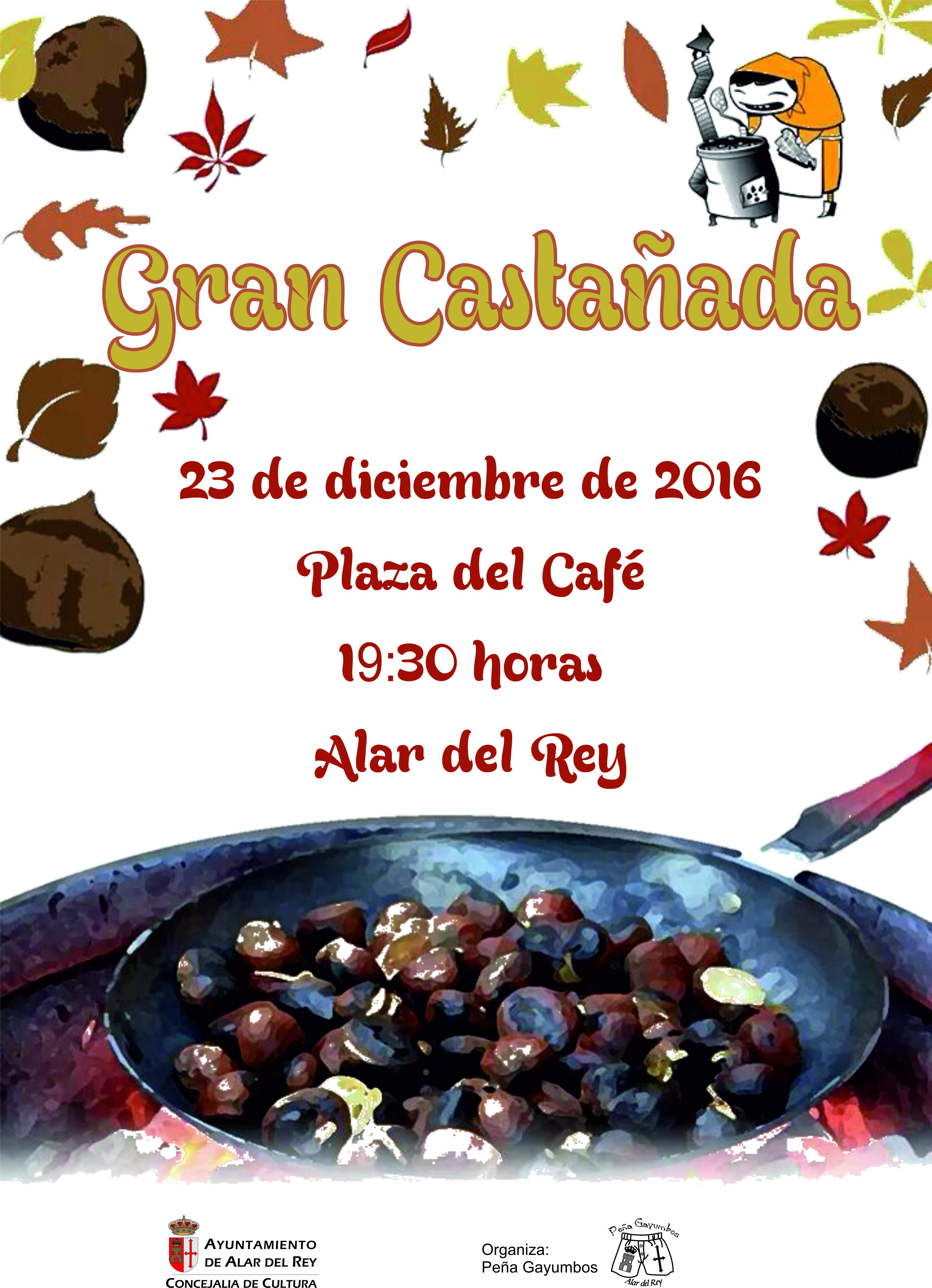 ¡¡¡VILLANCICOS Y CASTAÑAS!!!