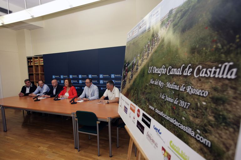 IX Desafío Canal de Castilla, recorrerá el Canal desde Alar del Rey a Medina de Rioseco