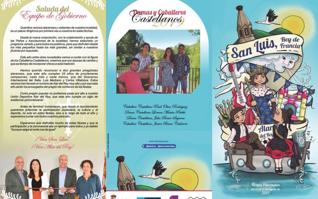 Programa de Fiestas San Luis 2019