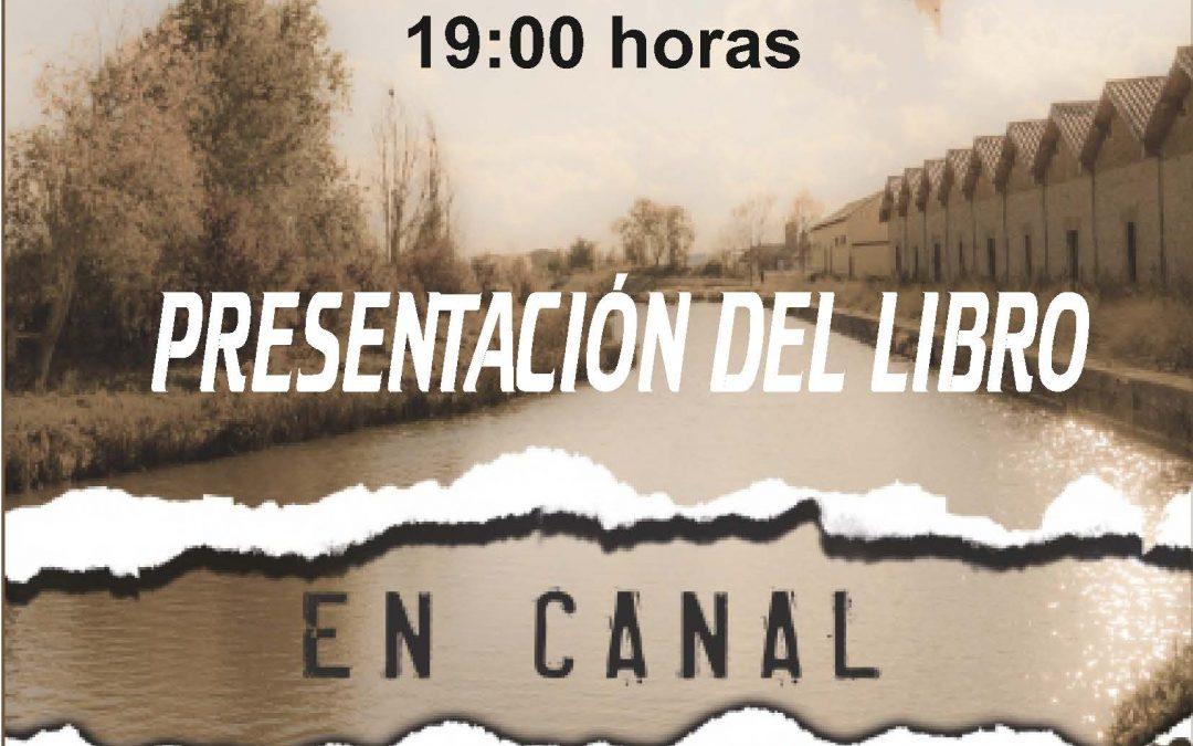 Presentación del libro EN CANAL